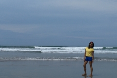 Dared to start surfing from Kuta!